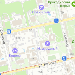 Ночные клубы на карте евпатории клубы для пожилых людей в москве