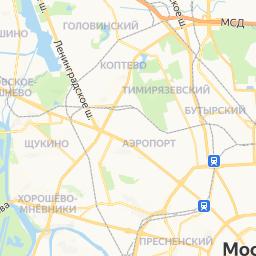 балтбет на карте москвы