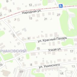 карта ночных клубов нижний новгород