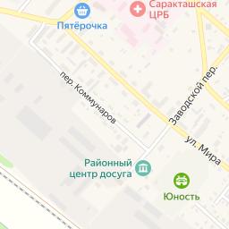 поселок элеватор на карте