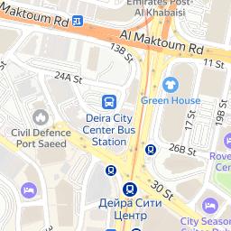 Сити центр дубай на карте недвижимость лазурный берег
